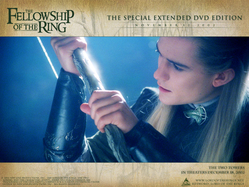 legolas - wallpaper. Wallpapers 2